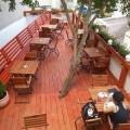 Amenajare terasă Cafe Wien